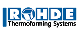 Rohde Thermoforming Systems